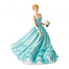 Royal Doulton Figurines Happy Birthday 2018