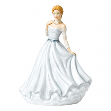 Royal Doulton Sentiments Perfect Joy 17cm HN 5887