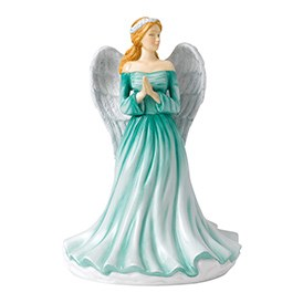 Royal Doulton Watchful Angels Divine Friendship