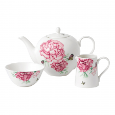 Miranda Kerr Everyday Friendship Teapot, Sugar & Creamer Set
