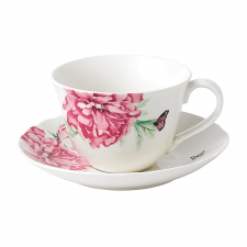 Miranda Kerr Everyday Friendship Teacup & Saucer White