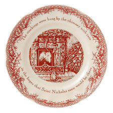 Johnson Brothers Twas the Night Plate 20cm