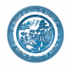 Johnson Brothers Blue Willow Plate 20cm