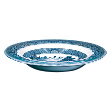 Johnson Brothers Blue Willow Soup Plate 22cm