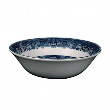 Johnson Brothers Blue Willow Open Vegetable Dish 21cm