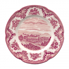 Johnson Brothers Old British Castles Pink Plate 20cm
