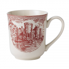 Johnson Brothers Old British Castles Pink Coffee Mug