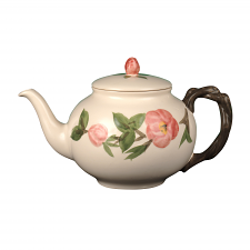 Johnson Brothers Franciscan Desert Rose Teapot