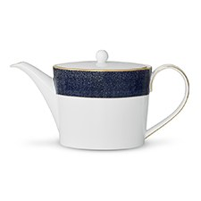 Monique Lhuillier Waterford Stardust Night Teapot