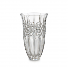 Stuart Crystal Shelton Vase 25cm