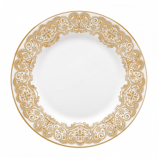 Waterford Lismore Lace Gold Plate 20cm