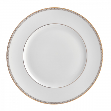Waterford Lismore Diamond Gold Plate 27cm