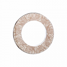 Waterford Bassano Accent Plate 23cm