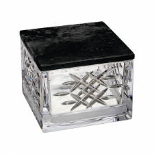 Waterford Crystal Lismore Short Stories Revolution Covered Box