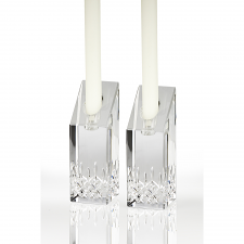Waterford Lismore Essence Candlestick Pair 15cm