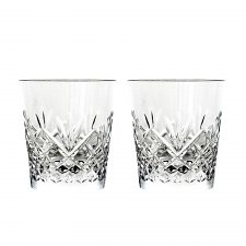 Waterford Woodmont Tumbler Pair