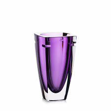 Waterford W Collection Vase 18cm Heather