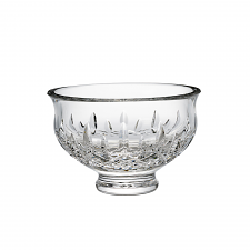 Waterford Crystal Lismore Footed Bowl 15.24cm