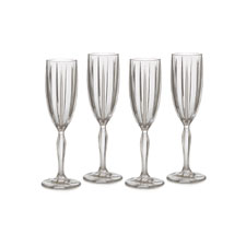 Marquis by Waterford Omega Flute Set of 4