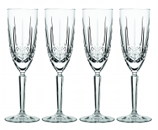 Marquis by Waterford Sparkle Flute Set of 4