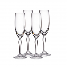 Marquis by Waterford Ventura Flute Set of 4