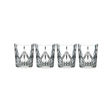 Marquis by Waterford Lacey Tumbler Set of 4