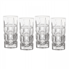 Marquis by Waterford Crosby Hi Ball Set of 4