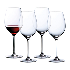 Marquis by Waterford Moments Red Wine Set of 4