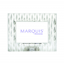 """Marquis By Waterford Rainfall Frame 4 x 6"""""""
