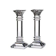 Marquis by Waterford Treviso Giftware Candlestick Pair 20cm