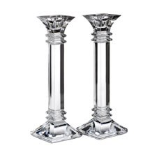 Marquis by Waterford Treviso Candlestick Pair 25cm