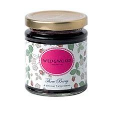 Wedgwood Wild Strawberry Three Berry Preserve 227g