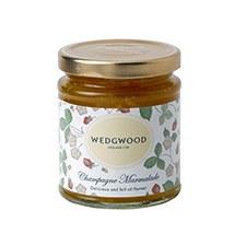 Wedgwood Wild Strawberry Champagne Marmalade Preserve 227g