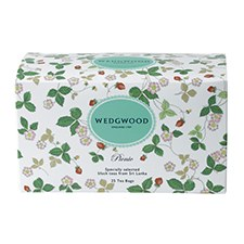 Wedgwood Wild Strawberry Picnic Tea Bags 25