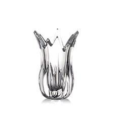 Rogaska Lotus Mini Vase 10cm