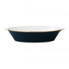 Wedgwood Byzance Oval Bowl 34cm