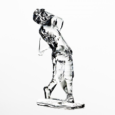 Waterford Crystal Golf Figurine