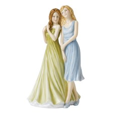 Royal Doulton Occasions Figurine Always Friends 15cm