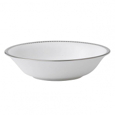 Wedgwood Vera Wang Lace Oatmeal Platinum Bowl 15.5cm