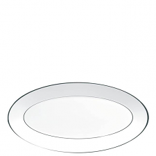 Wedgwood Jasper Conran Platinum Oval Platter 39cm