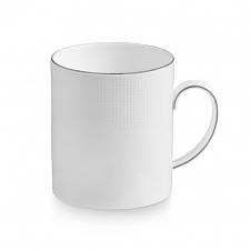 Wedgwood Vera Wang Blanc Sur Blanc Mug