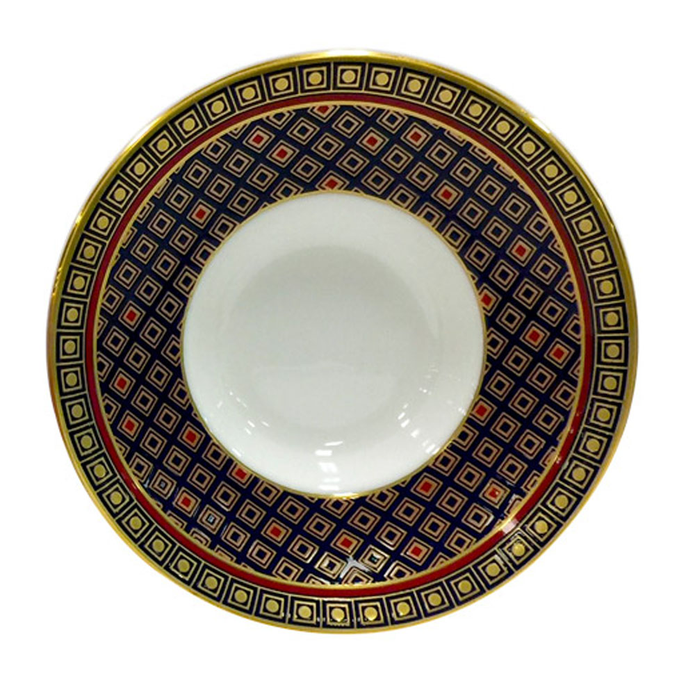 Wedgwood Chinese Imperial Saucer