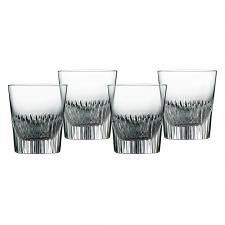 Royal Doulton Calla Crystal Tumbler Set of 4