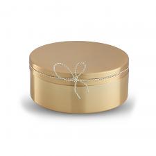 Vera Wang Wedgwood Love Knots Gold Jewellery Box