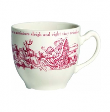 Johnson Brothers Twas the Night Teacup Tall 250ml