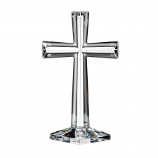 Marquis by Waterford Selah Standing Cross 25cm
