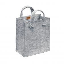 Iittala Meno Grey Felt Home Bag 30cm
