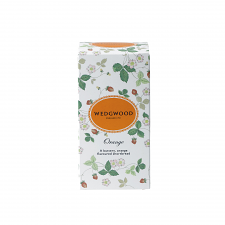 Wedgwood Wild Strawberry Orange Biscuits 80g