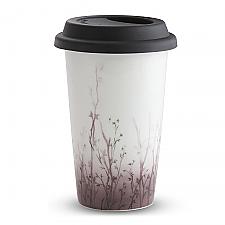 Vera Wang Wedgwood Vera Print Blossom Travel Mug