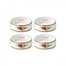 Royal Albert Old Country Roses Set of 4 Napkin Rings